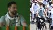 RJD स्थापना दिवस: तेजस्वी का बीजेपी पर तंज, बोले- महंगाई पहले डायन थी, अब भौजाई हो गई है