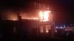 जयपुर : निर्माणाधीन दो मंजिला मकान में लगी आग, पेंट और फर्नीचर का चल रहा था काम