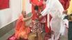 सीएम योगी ने प्रदेशवासियों को दी शारदीय नवरात्रि की शुभकामनाएं, गोरखनाथ मंदिर में किया कन्या पूजन