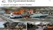 Fact Check: क्या किसान ट्रैक्टर परेड में गाड़ियां जलाई गईं? जानिए इन वायरल तस्वीरों का सच