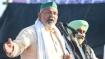 BKU नेता राकेश टिकैत का बयान, सरकार ने मांग नहीं मानी तो UP में BJP को हराएंगे