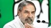 बंगाल में कांग्रेस के गठबंधन पर फिर आनंद शर्मा ने उठाए सवाल, बोले-एकजुट कांग्रेस ही दे सकती है BJP को चुनौती
