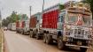 आम आदमी पार्टी ने पंजाब सरकार से ट्रांसपोर्ट चालकों को वित्तीय सहायता देने की मांग की