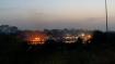 भैंसा कुंड: कोरोना से मौतें, लखनऊ के श्मशाम घाट पर जलती चिताओं का Video Viral