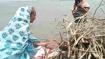 खगड़ियाः पति की मौत के बाद पत्नी ने दी चिता को आग, मृतक का नहीं था कोई संतान