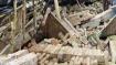 हरदोई में तेज बारिश से भरभराकर गिरी दीवार, चार लोगों की हुई दर्दनाक मौत