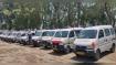 हरियाणा: थीम पार्क में खड़ीं 2 दर्जन से ज्यादा एंबुलेंस, चालकों ने कहा- बिना ऑक्सीजन कहीं नहीं ले जा सकते