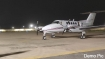 ग्वालियर: कोरोना मरीजों के लिए रेमेडिसविर लेकर लौटे विमान की क्रैश लैंडिंग, पायलट समेत 3 घायल