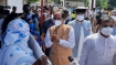 मध्य प्रदेश : राजधानी भोपाल में कोरोना टीकाकरण का महाभियान, दोपहर तक 50 हजार लोगों को लगाया टीका