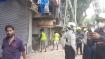 मुंबई के फोर्ट इलाके में स्थित बिल्डिंग का एक हिस्सा ढहा, 40 लोग सुरक्षित निकाले गए