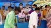 TMC में शामिल होने से पहले 150 बीजेपी कार्यकर्ताओं को सैनेटाइजर से किया गया 'साफ', VIDEO वायरल