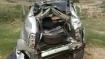 यमुना एक्सप्रेस-वे पर चेकिंग कर रही वाणिज्यकर विभाग की कार पर चढ़ाया ट्रक, सिपाही समेत दो की मौत
