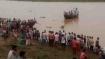 समस्तीपुरः 12 लोगों से भरी नाव आंधी के चलते पलटी, चार के शव बरामद
