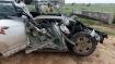 गुजरात: बस और कार में हुई भयंकर टक्कर, ड्राईवर समेत 4 की जान गई, मध्य प्रदेश से आए थे सभी