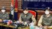 जम्मू-कश्मीर पुलिस के DGP का बयान, आतंकी संगठनों को ड्रोन के जरिए गोला बारूद पहुंचा रहा है पाकिस्तान