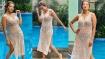 स्वीमिंगपूल के किनारे ट्रांसपेरेंट ड्रेस में मोनालिसा दिखाईं Bold अदाएं, फोटोज देखकर हो जाएंगे दीवाने