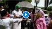 दिल्ली: संसद के बाहर कृषि कानूनों पर शिअद-कांग्रेस के महिला और पुरुष सांसद में जुबानी जंग- VIDEO