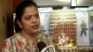 चंपानेर की राधिका सोनी ने 1,008 बिस्किट के पैकेट से बनाया शिवलिंग, बोलीं- इससे लोगों को सीख मिलेगी