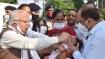 हरियाणा के मुख्यमंत्री ने किया पल्स पोलियो अभियान का शुभारंभ, बच्चे को खुद दवा पिलाई