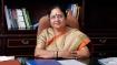 बेबी रानी मौर्य को बनाया गया बीजेपी का राष्ट्रीय उपाध्यक्ष, दो हफ्ते पहले राज्यपाल पद से दिया था इस्तीफा