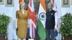 एस जयशंकर और ब्रिटेन की विदेश सचिव के बीच हुई द्विपक्षीय वार्ता, रणनीतिक संबंध बेहतर करने पर जोर