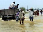 Bihar Flood Situation Grim In Nalanda Biharsharif