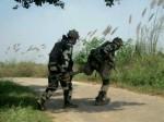 पाकिस्तान ने किया बीएसएफ की 25 चौकियों पर हमला, रातभर की फायरिंग
