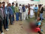 हापुड़ में ऑनर किलिंग से हड़कंप: हिंदू पति और मुस्लिम पत्नी की सरेआम सिर कलम