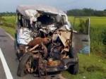 Nalanda Car Ran Over Four People 1 Killed