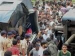 बिहार में रेल हादसा, अमृतसर जा रही ट्रेन पटरी से उतरी
