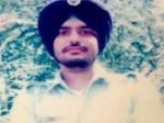 Pics:  शहीद गुरूसेवक सिंह को कृतज्ञ राष्ट्र ने दी भावभीनी श्रद्धांजलि