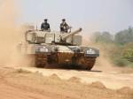 अर्जुन टैंक ने दागे बारूद के गोले, दहल उठा चांदीपुर!