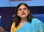 जेवर केस: केंद्रीय मंत्री मेनका गांधी ने मीडिया को घेरा, कहा- हर रेप केस की करती है रिपोर्ट