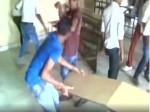 Video:टूर हुआ कैंसिल तो छात्रों ने किया हंगामा, शिक्षकों को बंधक बनाकर स्कूल में की तोड़फोड़