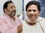 भाजपा में वापस लिए गए मायावती पर अभद्र टिप्पणी करने वाले दयाशंकर सिंह