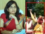 तेज-तर्रार लेडी IAS स्वाति मीणा का VIDEO वायरल, कर रही हैं दनादन फायरिंग