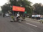 29 राज्य, 12000 किमी, 20600 शहीद, एक साइकिल और श्रद्धांजलि