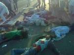 मध्य प्रदेश में हुई भीषण सड़क दुर्घटना, 4 छात्रा समेत 12 लोगों की मौत