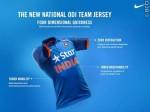 टीम इंडिया को मिली नई जर्सी, 4डी क्विकनेस और जीरो डिस्ट्रैक्शन जैसे फीचर