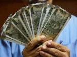 एमपी: दमोह में एसबीआई के एटीएम से निकले बिना नंबर के 500 रुपए के नोट