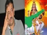 राम गोपाल वर्मा ने सरस्वती की फोटो के साथ की छेड़खानी, ट्विटर पर लोगों ने लताड़ा