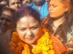 भाजपा की महिला नेता ने खत्म किया बहराइच में 23 साल का वनवास, लहराया केसरिया