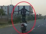 VIDEO: आगरा-दिल्ली हाइवे पर डेली होता है ये खतरनाक स्टंट, कहां रहती है पुलिस?