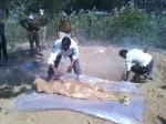 45 दिन पहले डिलीवरी के दौरान हुई थी युवती की मौत, जानिए कब्र खोदकर क्यों निकाली गई लाश