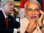 डोनाल्ड ट्रंप ने पीएम मोदी को किया फोन, विधानसभा चुनावों में बंपर जीत की दी बधाई