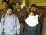 मथुरा में बंटी-बबली ने शातिराना तरीके से की लाखों की चोरी, वीडियो