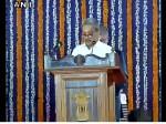 मनोहर पर्रिकर ने ली मुख्यमंत्री पद की शपथ, चौथी बार बने गोवा के CM