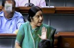 अमेरिका में भारतीयों पर हो रहे हमलों पर बोली सुषमा, कहा- राष्ट्रीय हितों से नहीं होगा कोई समझौता