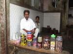 अवैध बूचड़खानों पर रोक के बाद अब मीट की दुकान में बिक रहा है टॉफी-बिस्किट