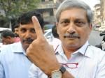मनोहर पर्रिकर आज लेंगे गोवा के सीएम पद की शपथ
